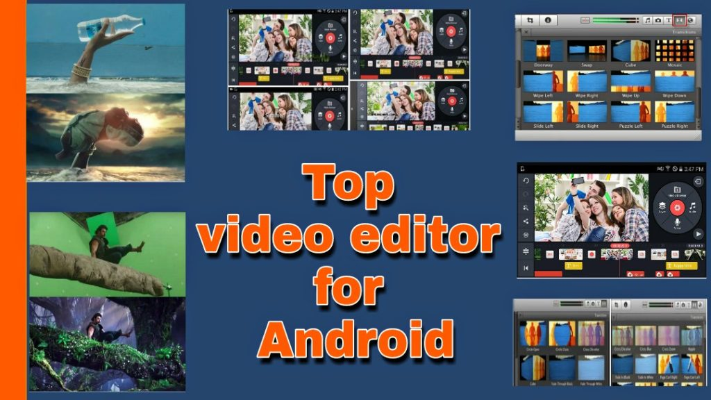 Best video editors for Android free