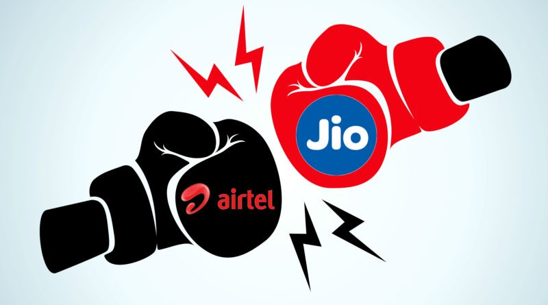 Airtel vs Jio speed shocking report