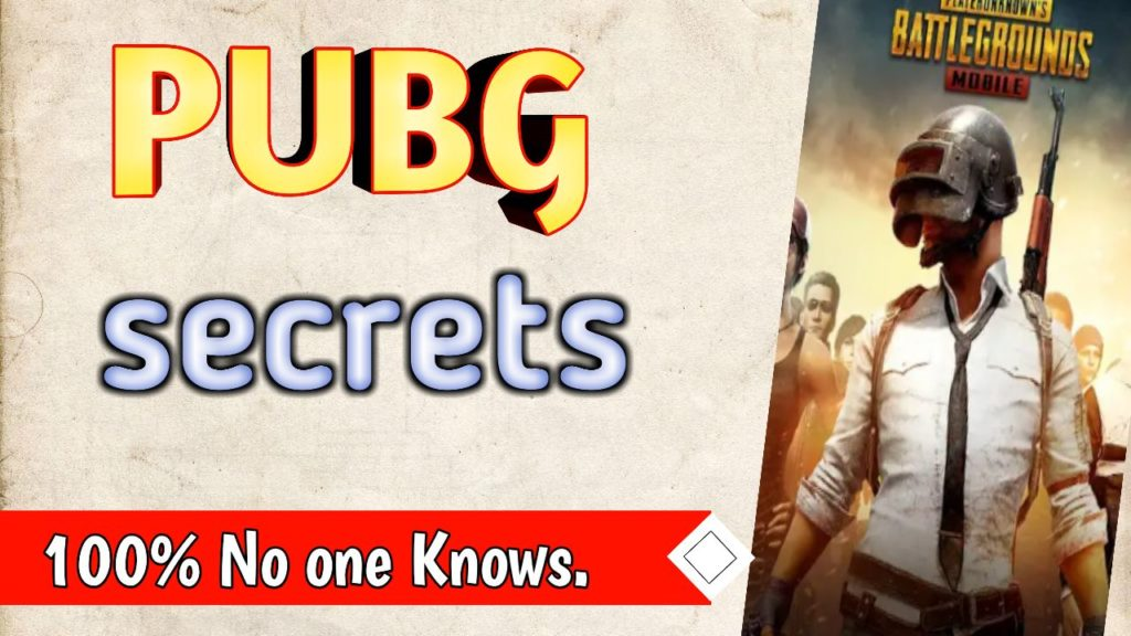 PUBG secret Tips and Tricks To win chicken Dinner