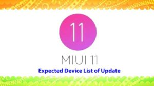 MIUI 11 Release Date Specification New Features and Device List