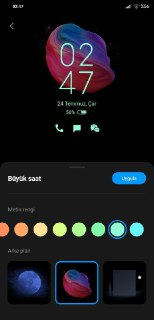 How to enable Always On Display on MIUI Device