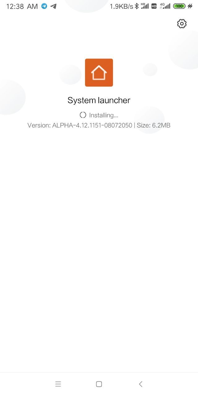MIUI 11 Launcher 4.12.11 Alpha Build with App Drawer Download Now