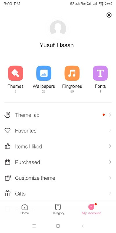 MIUI 11 Theme App 1.6.3.0 Alpha Download, Latest MIUI Theme Store  Download