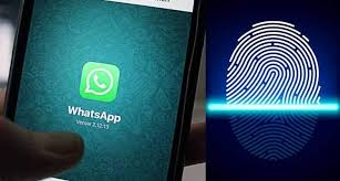 Download Whatsapp Finger print App, Whatsapp Finger Print Lock Release