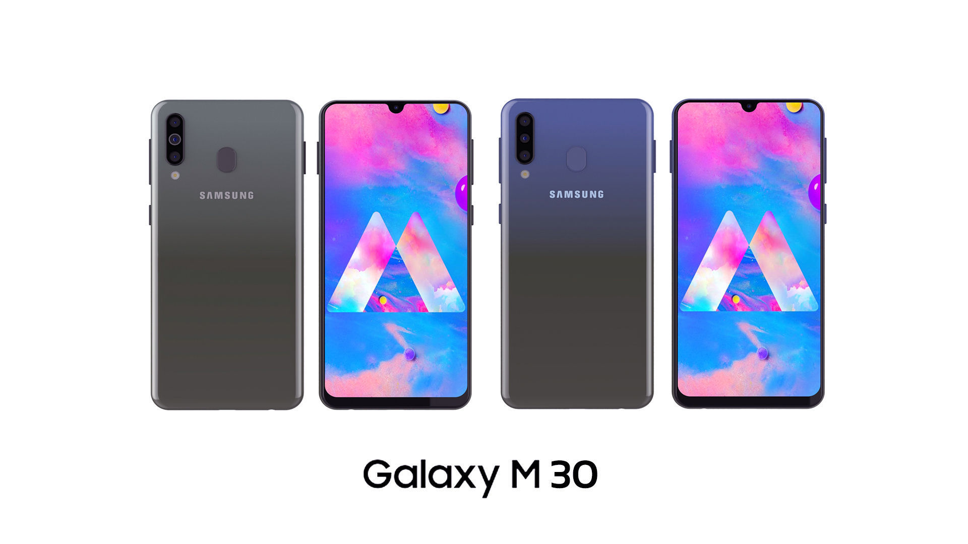 Download Samsung Galaxy M30 Stock Wallpapers, Free Download FHD Stock Wallpapers
