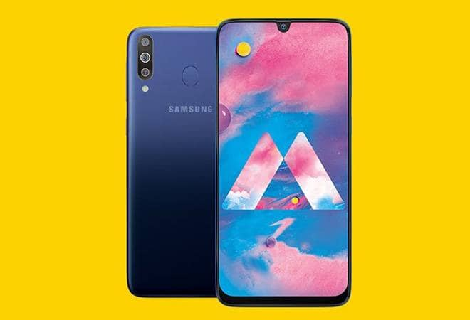 Download Samsung Galaxy M10s Stock Wallpapers