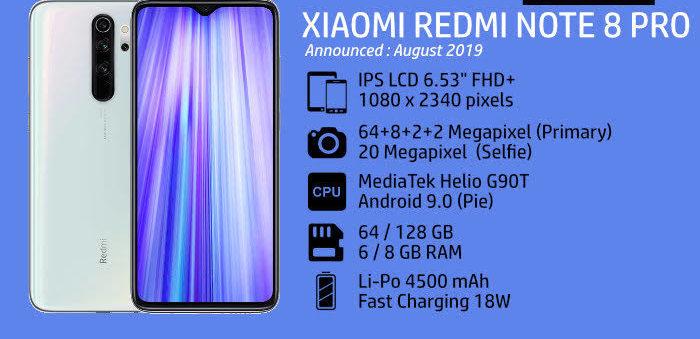 Latest Google camera Redmi Note 8 Pro, Download Redmi Note 8 Pro Gcam