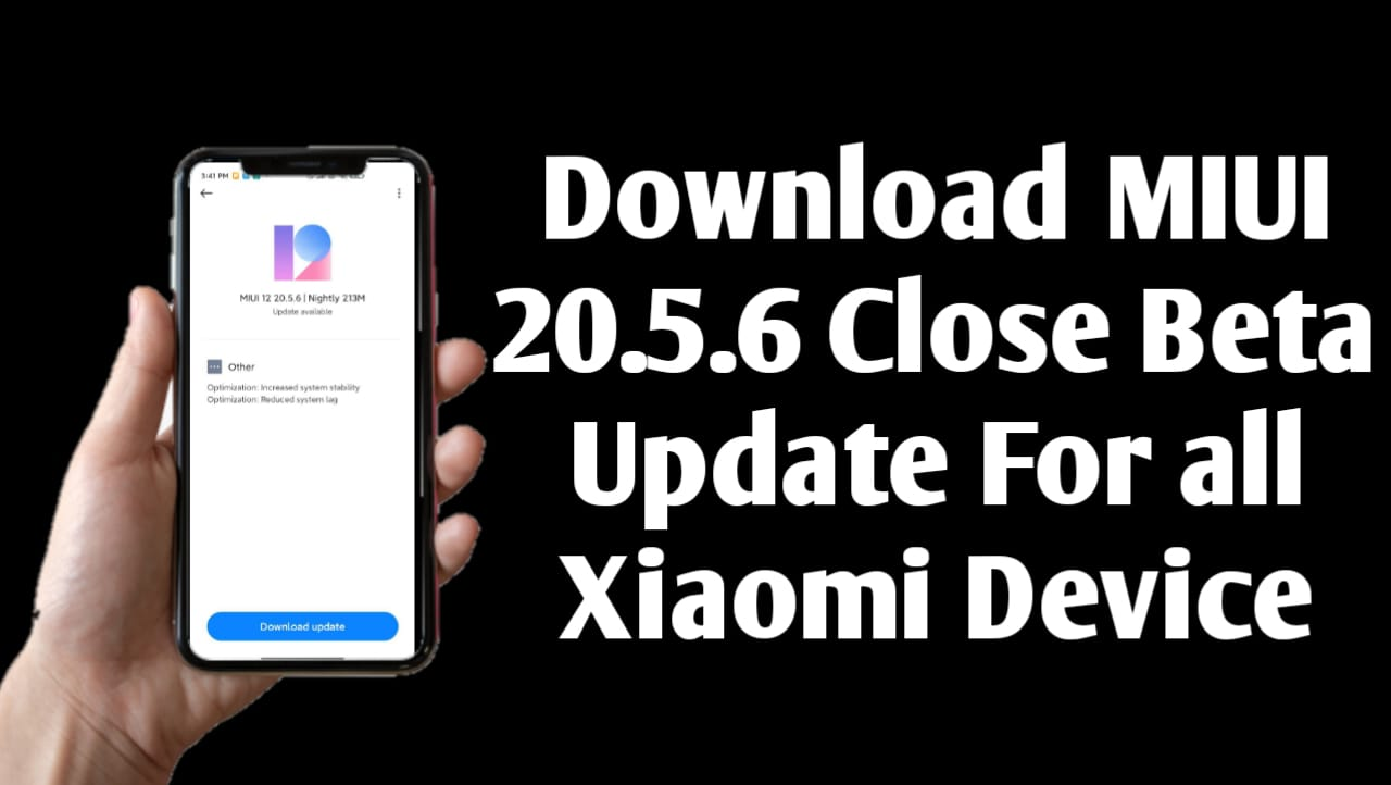 MIUI 12 20.5.6 Download Link For All Xiaomi Device