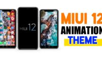 MIUI 12 Boot Animation Theme Download