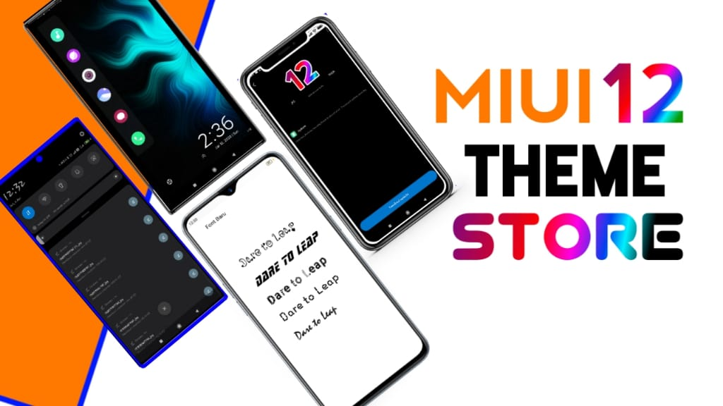 MIUI 12 Theme App For MIUI 11 Devices