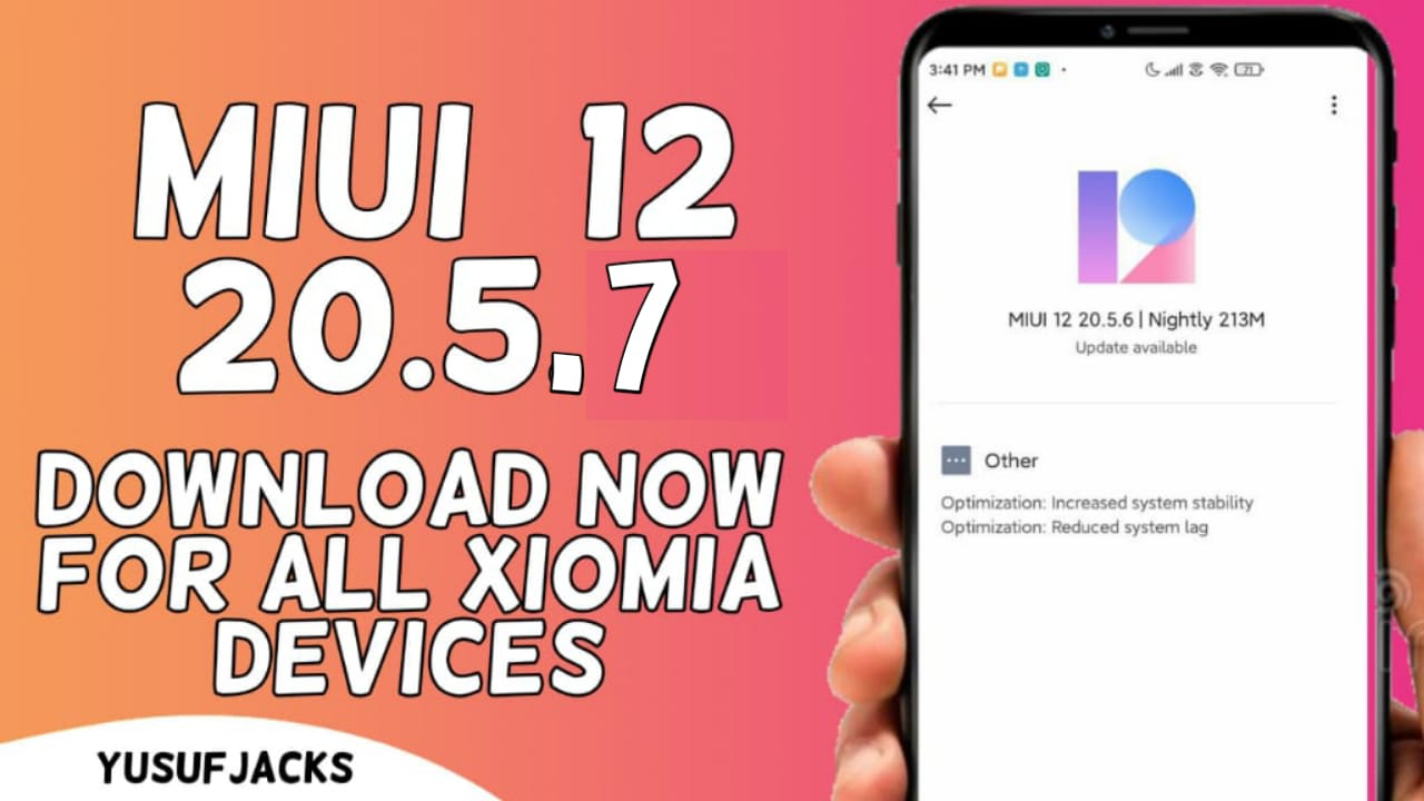 MIUI 12 20.5. Download Link For All Xiaomi Device