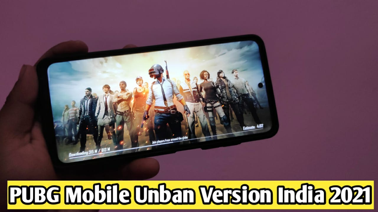 Install PUBG Mobile in INDIA without Ban 2021 Trick